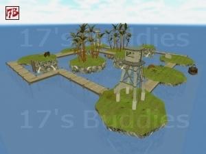 turrets_islands (Counter-Strike)