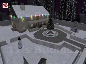 cs_mansion_snow (Counter-Strike)