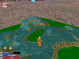 esf_namek_island (Earth Special Force)