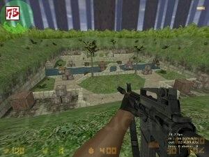 aim_rainforest (Counter-Strike)