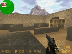 aim_pistols2k (Counter-Strike)