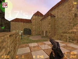 de_cathedral (Counter-Strike)