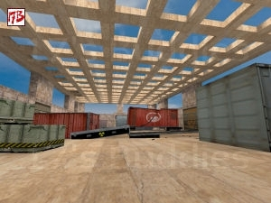 aim_train-dust (Counter-Strike)