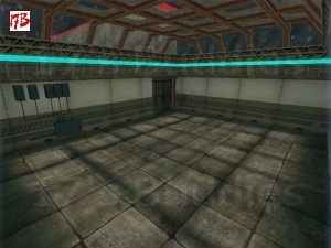 deathrun_laserspace (Counter-Strike)