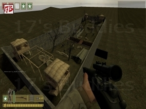 dod_bunker_blitz (Day Of Defeat Source)