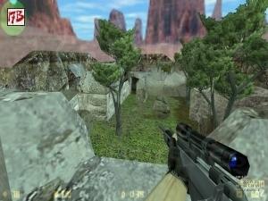 aim_scoutcliffs (Counter-Strike)