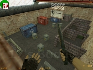 aim_trainhouse (Counter-Strike)